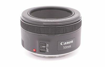 Canon EF 50mm f/1.8 STM Lens for Canon Digital SLR Cameras