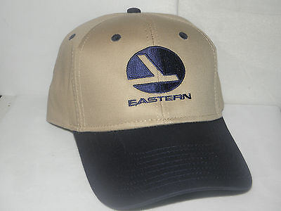 Eastern Airlines Baseball Cap Airplane Pilot F/a Fathers Day Gift Christmas Gift
