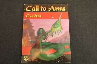Legend of the Five Rings, Call to Arms Clan War
