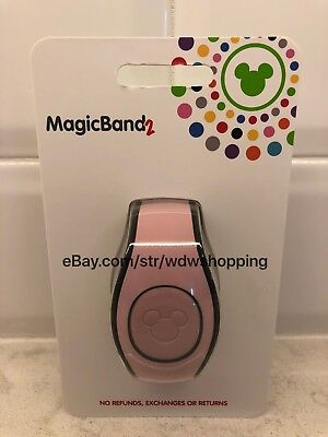 Disney Millennial Pink Magic Band Magicband 2
