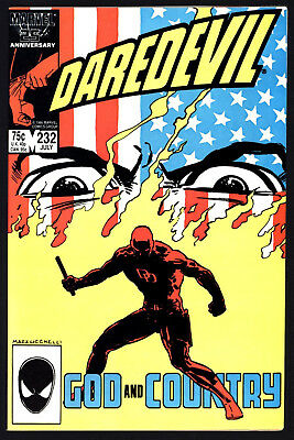 Daredevil #232 Versus The Kingpin! White Pages