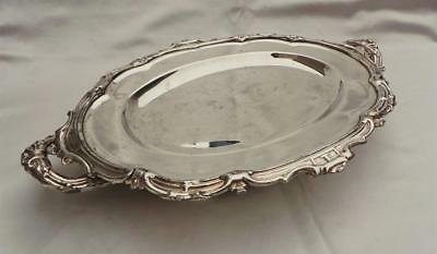 Superb Antique Old Sheffield Plate Silver /electro Plate Hot Water Warming Stand