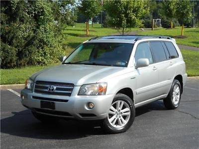Highlander FULLY MAINTANED CARFAX 1OWNER 3RD ROW NON SMOKER! 2007 TOYOTA HIGHLANDER HYBRID 4WD MAINTENANCE CARFAX 1OWNER 3RD ROW NON SMOKER!