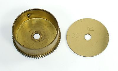Hermle #30 Mainspring Barrel - Clock Parts - Ri85