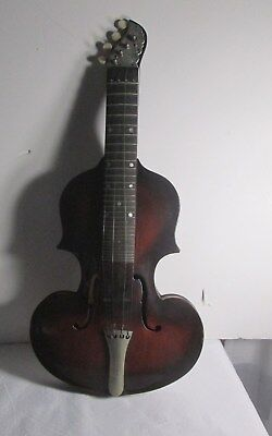 Franz Schwarzer Violin Zitter Pat. 1886 antique instrument Washington, Missouri