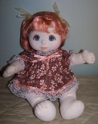 My Child Doll - Red Puppy Tails