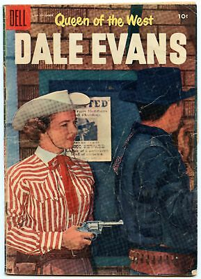Queen of the West Dale Evans 8 Sep 1955 GD-VG (3.0)