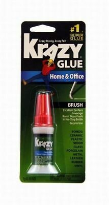 Krazy Glue KG94548R 5G Home and Office Brush-On 24 Pack