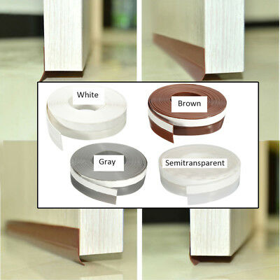 Multi-function Self Adhesive Glue Door Window Excluder Draught Dust Insect Strip