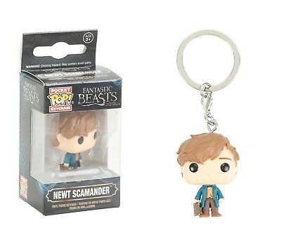 Funko Pocket Pop Keychain Fantastic Beasts & Where To Find Them - Newt Scamander