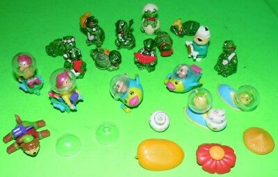 COLLECTION OF VINTAGE KINDER EGG TOYS 1990s ?  HUGE COLLECTION TO LIST #4