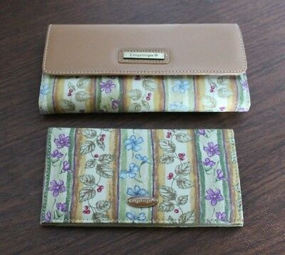 Longaberger Wallet w checkbook