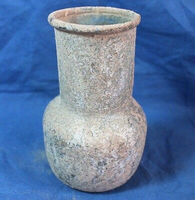 Holy Land JUDAEA Archaeology Roman Glass JAR 1cAD Uncleaned Archaeology Artifact