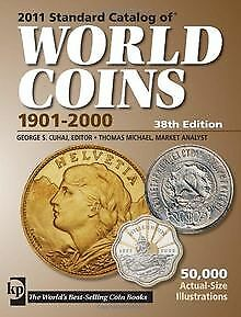 Standard Catalog of World Coins 1901-2000 | Buch | Zustand gut