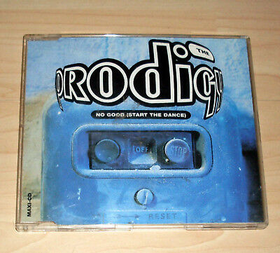 CD Maxi-Single - The Prodigy - No Good (Start the Dance)