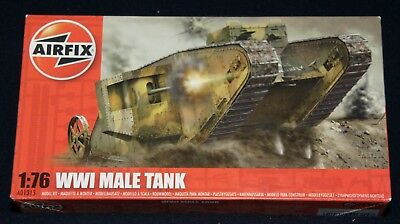 Airfix 01315 - WWI Male Tank  , 1:76