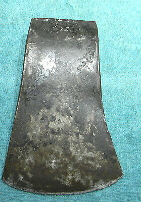 U.S.MILITARY HATCHET HEAD-WW 1 or 2 ?-FREE US PM SHIPPING.NEVER A RESERVE
