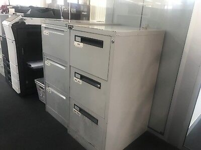 3 and 4 draw used filing cabinets - from $10 each or best offer