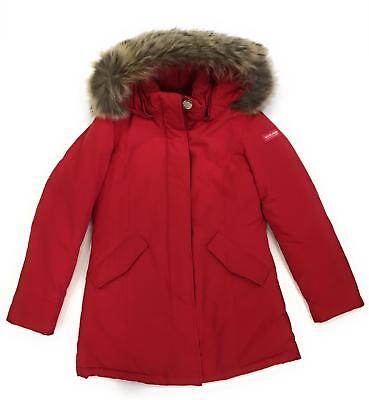 WOOLRICH Arctic Parka Bambina WKCPS1973 Red Giubbotto