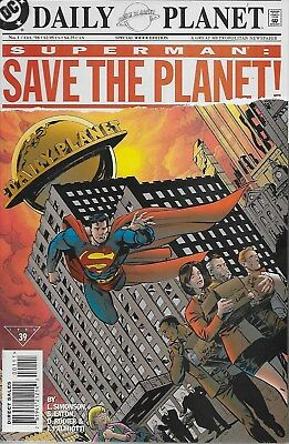 Superman: Save the Planet! No.1 / 1998 Regular Edition
