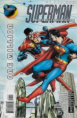 Superman The Man of Tomorrow No.1.000.000 / 1998 One Million
