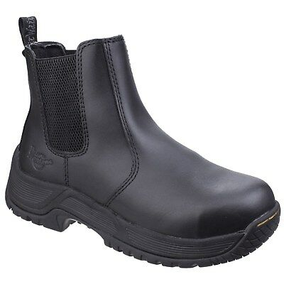 Dr Martens Drakelow Safety Boots Mens Chelsea Dealer Toe Cap Work Shoes