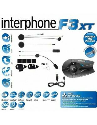 XIT F3XT Interphone Cellularline versione Bulk simile F3MC
