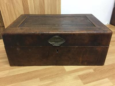 "Lorch ""Triumph"" WATCHMAKERS LATHE BOX ONLY"