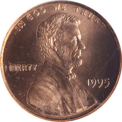 1995-P Lincoln Cent Doubled Die Obverse NGC MS67RD Blazing Gem Superb Eye Appeal