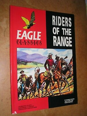 Riders Of The Range (Eagle Classics) by Charles Chilton - Graphic Novel