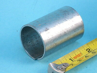 """1-1/4"""" ID To 1-3/8"""" OD X 2"""" Shaft Adapter Bore Reducer Sleeve Bushing Spacer"""
