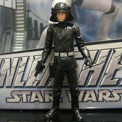 "STAR WARS the black series IMPERIAL NAVY COMMANDER 3.75"" tbs #14"