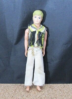 Topper Dance Party Kevin Doll Greenish Blonde Hair Variation  Lot 20-9