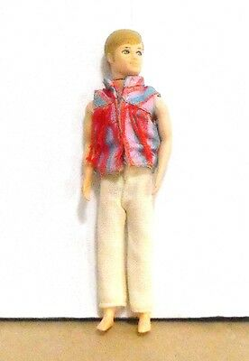 Vintage Topper Dance Party Kevin Doll Wearing Topper Fashions Lot 80-27
