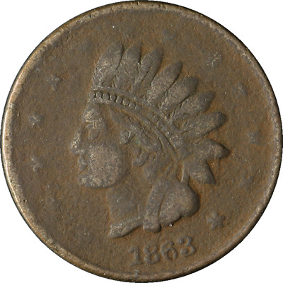 1863 Civil War Token Great Deals From The Executive Coin Company