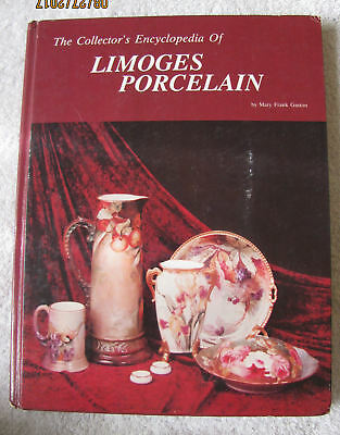 Collectors Encyclopedia Of Limoges Porcelain Reference Guide Book Identification