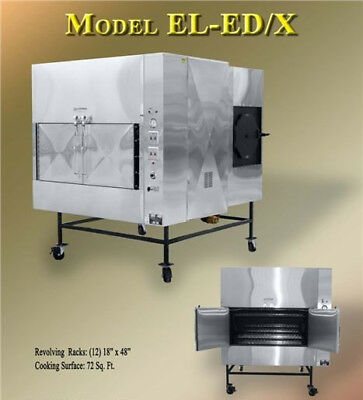 Ole Hickory Pit Smoker EL-ED/X