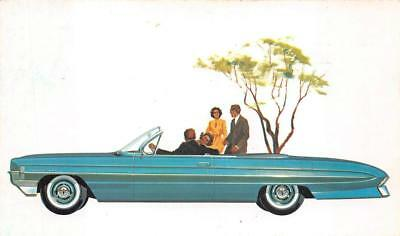 Dynamic 88 Convertible Coupe 1961 Oldsmobile Car Mississippi Postcard 1960