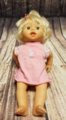 Make Me Feel Better Little Mommy Doll Fisher Price Mattel Talks