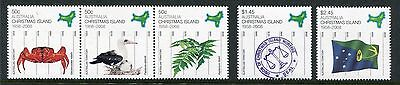 2008 Christmas Island - 50 Years of Australian Territory Set MUH
