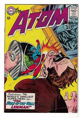 DC Comic ATOM Silver age  #18 VGF+  superman 1965