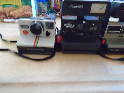 Polaroid Camera Lot