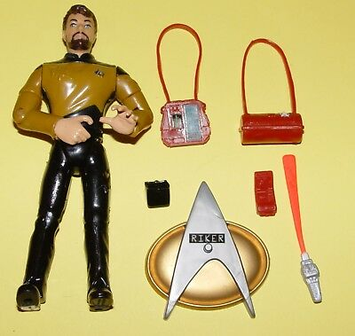 Star Trek Playmates TNG - Thomas Riker #06946