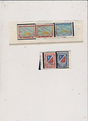 Dominican Republic  Stamps-Lot 22