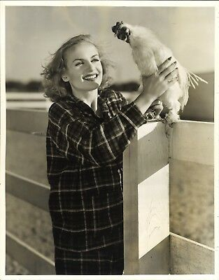*Carole Lombard (c.1930's) Vintage Original Paramount 11x14 BY WILLIAM WALLING