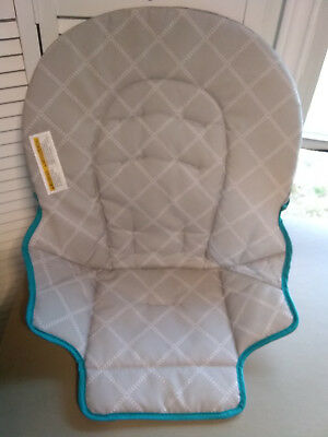 NEW Authentic Graco Simple Switch Seat Pad High Chair Cushion Replacement Finch