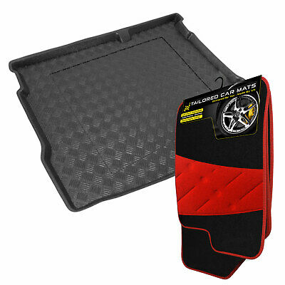 Land Rover Range Rover Evoque (2011+) Car Mats & Tailored PVC Boot Liner