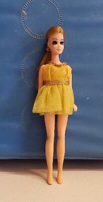 Very Nice  Vintage Topper Dawn Doll P11A Lot 60-12