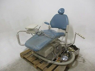 Adec 8000 Dental Chair for Operatory Patient Exams - Fully Tested