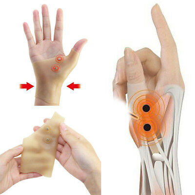 Anti-Arthritis Wrist Hand Support  Magnetic Therapy Glove Pressure Corrector